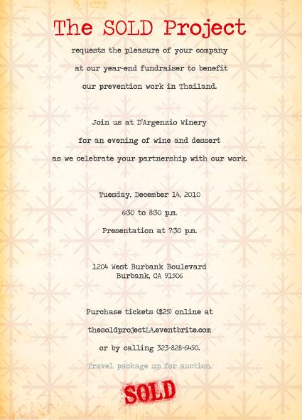 LA Invitation